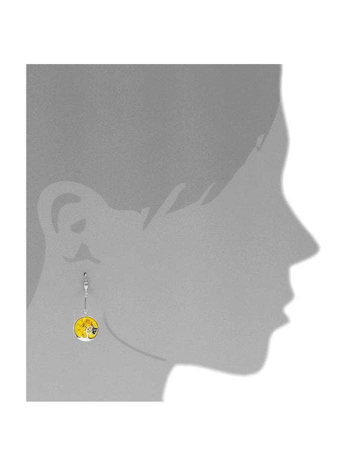 Ohrhänger - Windflüchter 16 mm - Silber 925/000 -