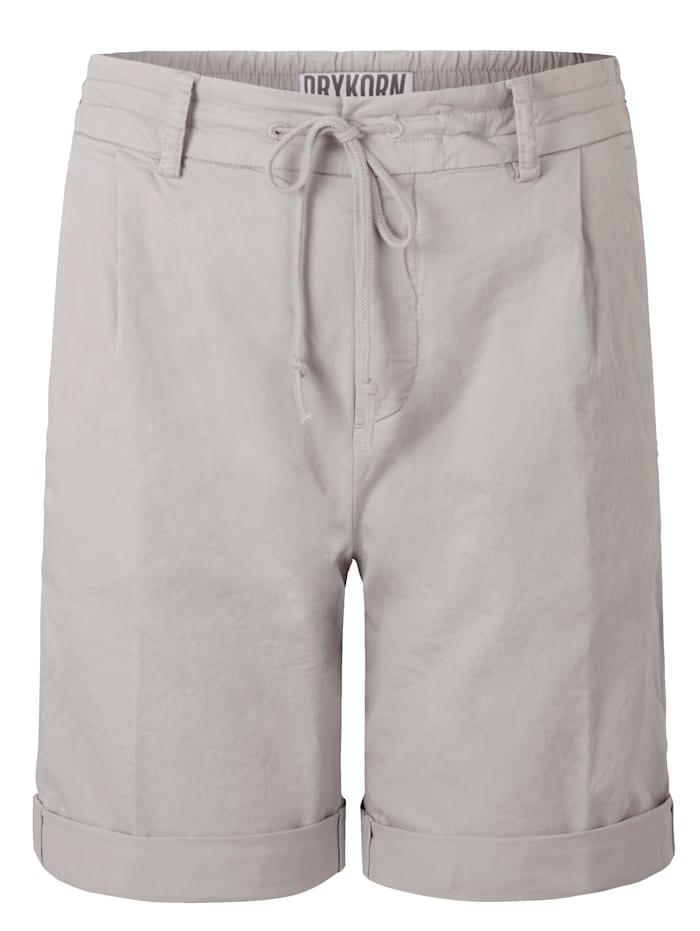 DRYKORN Shorts, Grau