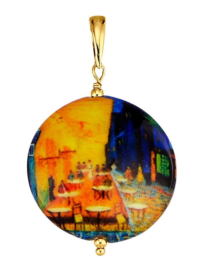 Hanger Muranoglas, Multicolor