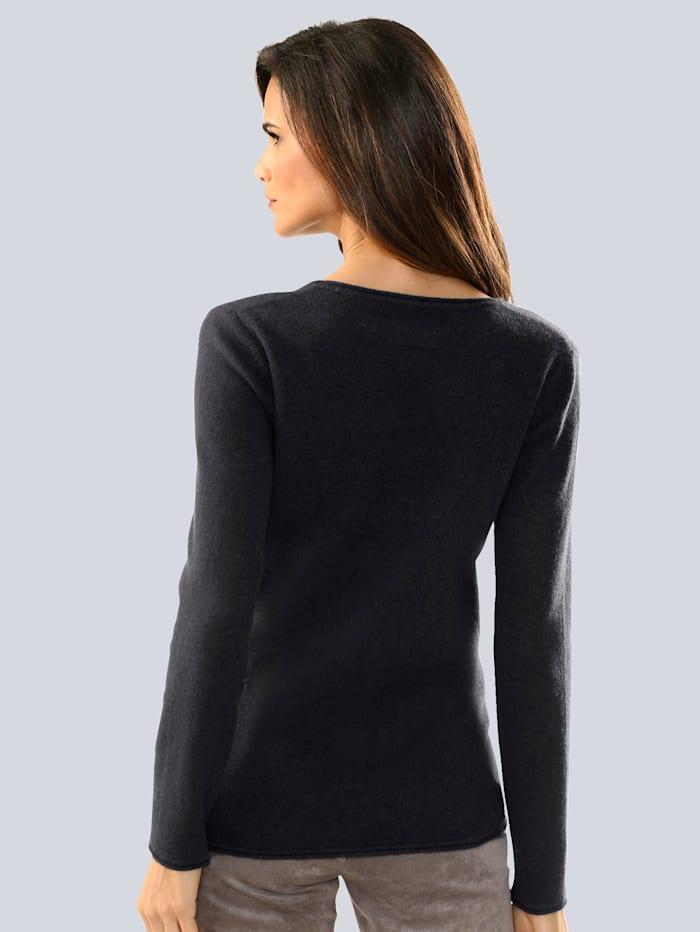 Pullover aus kuschelweichem Kaschmir