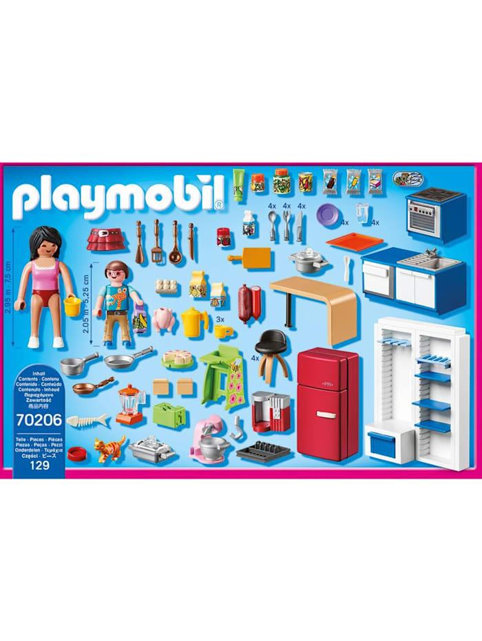 Konstruktionsspielzeug Familienküche