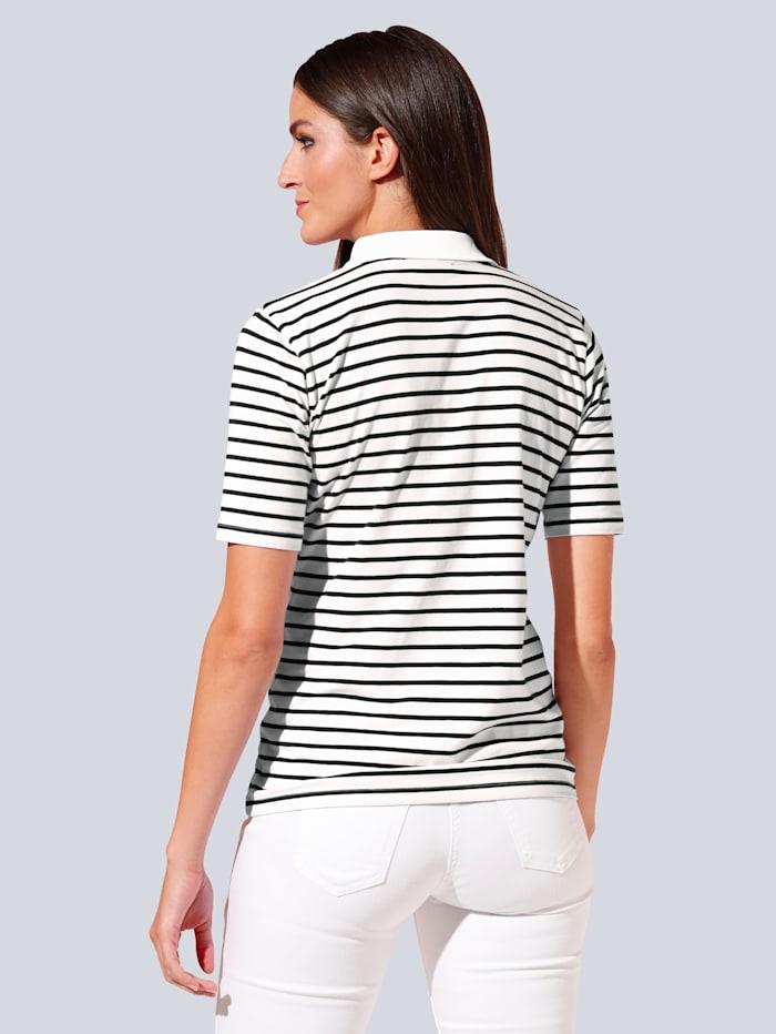 T-Shirt im schönen Streifendessin