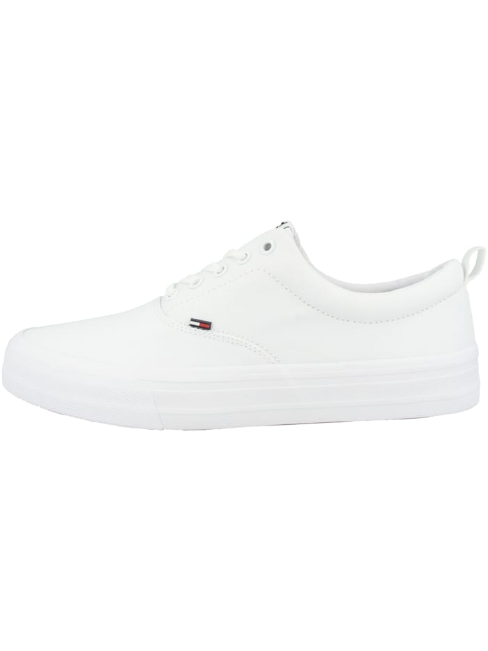 TOMMY HILFIGER Sneaker low Tommy Jeans Classic, weiss