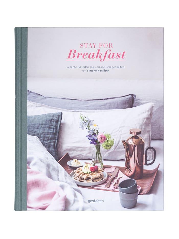 gestalten Verlag Bildband 'Stay for Breakfast', Mehrfarbig