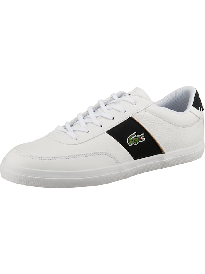 LACOSTE Court-master 319 6 Cma Sneakers Low, weiß