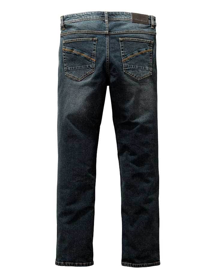 Jeans in used look