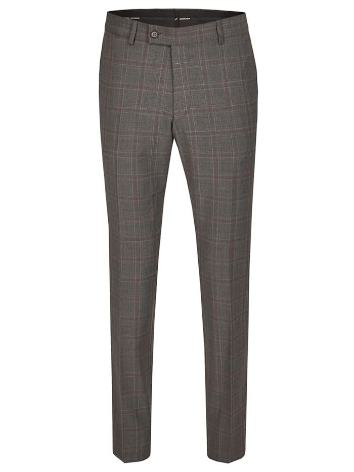 Daniel Hechter DH-XTENSION Modern-Fit Anzug-Hose, Graphite