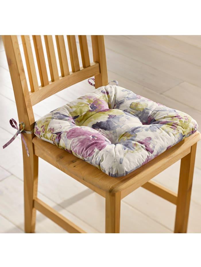 """Peyer-Syntex Coussin de chaise """"Elba"""", Multicolore"""