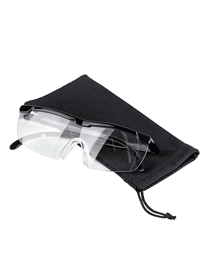 EASYmaxx EASYmaxx Loepbril, Zwart