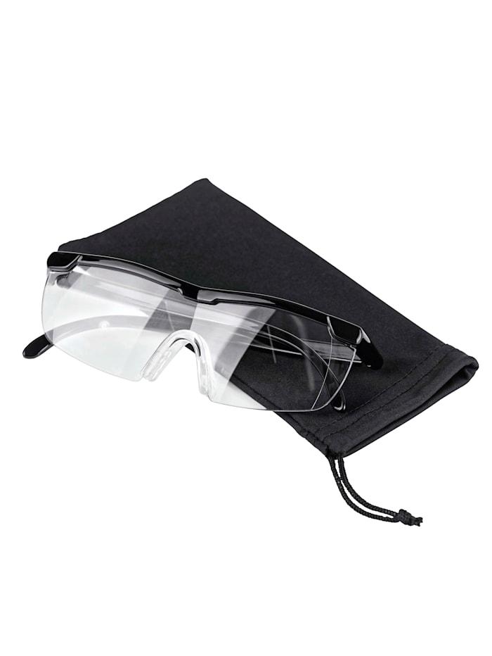 EASYmaxx EASYmaxx Vergrößerungsbrille, Schwarz