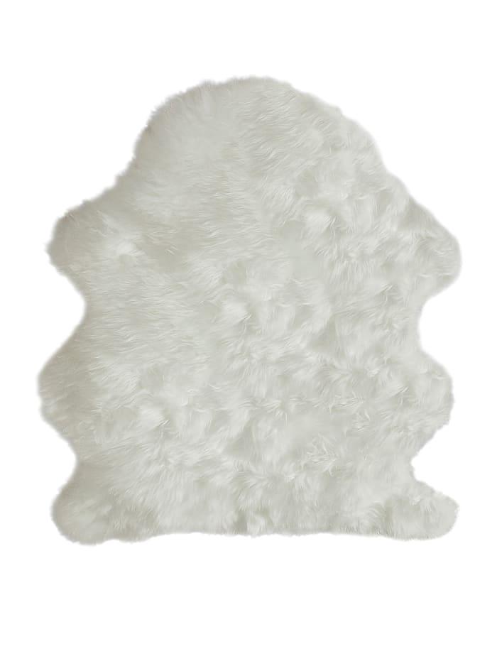 Heino Felle Lammfell, Weiß