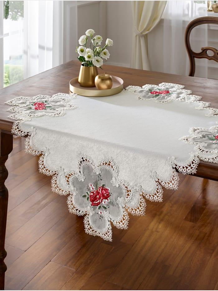 Linge de table Roses