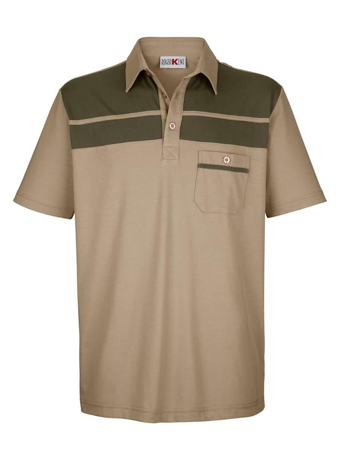 Tričko s náprsní kapsou