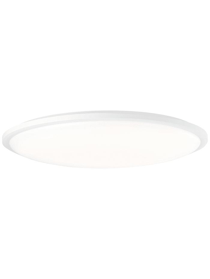 Brilliant Plana LED Deckenaufbau-Paneel 50cm alu/weiß, alu/weiß