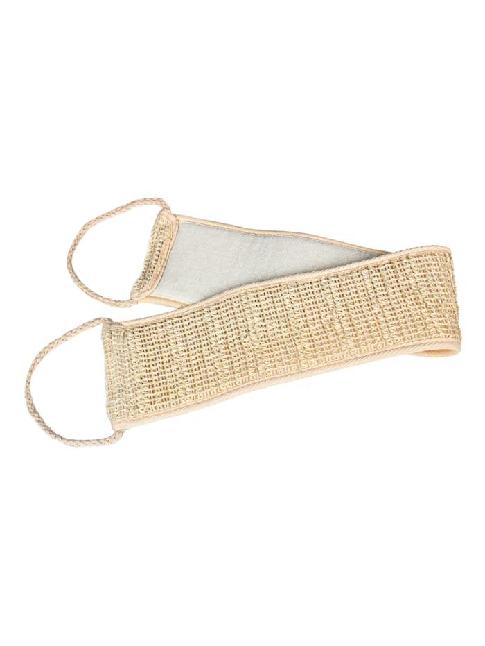 Badborstel en massageband