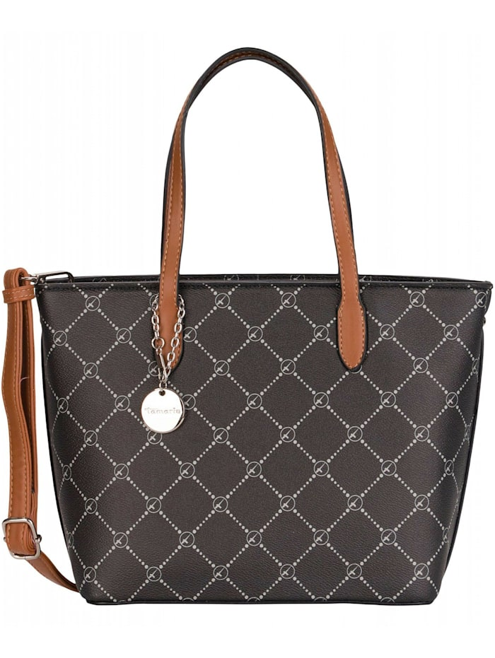 Tamaris Anastasia Shopper Tasche 32 cm, black