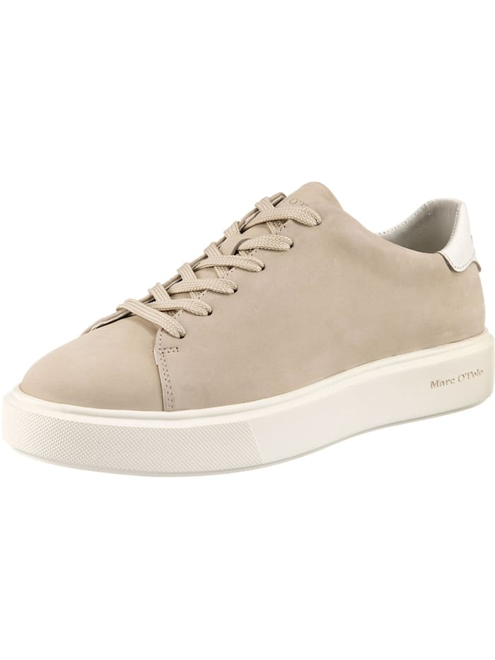 Marc O'Polo Cora 1c Sneakers Low, beige