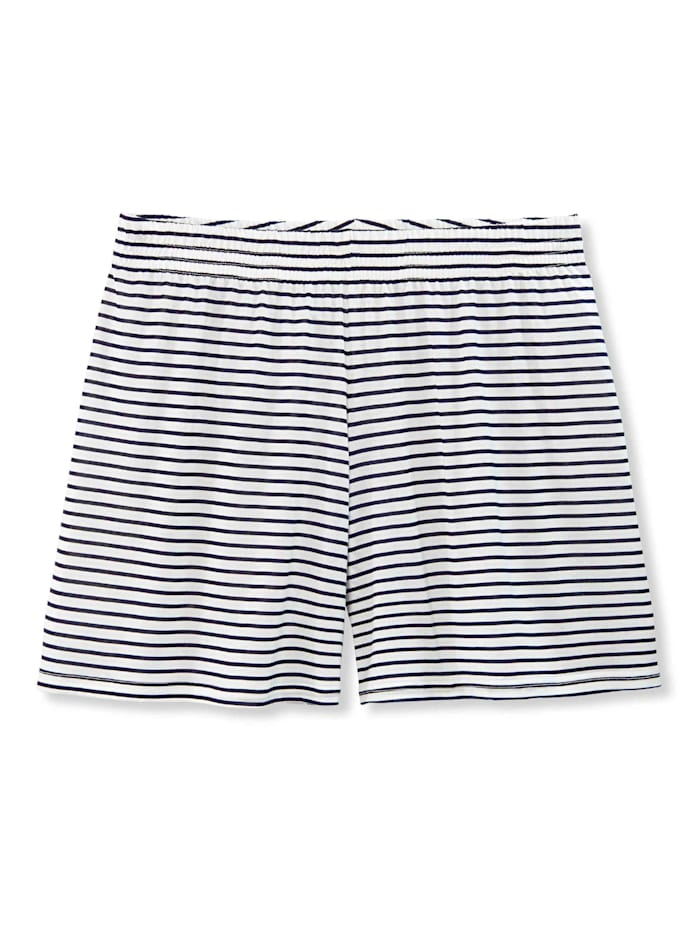 Calida Shorts, Compostable STANDARD 100 by OEKO-TEX zertifiziert, Dark Lapis Blue
