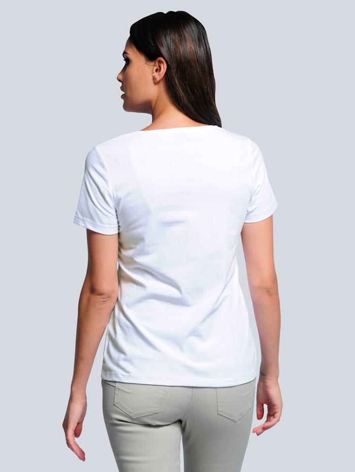 Shirt mit exklusivem Motiv