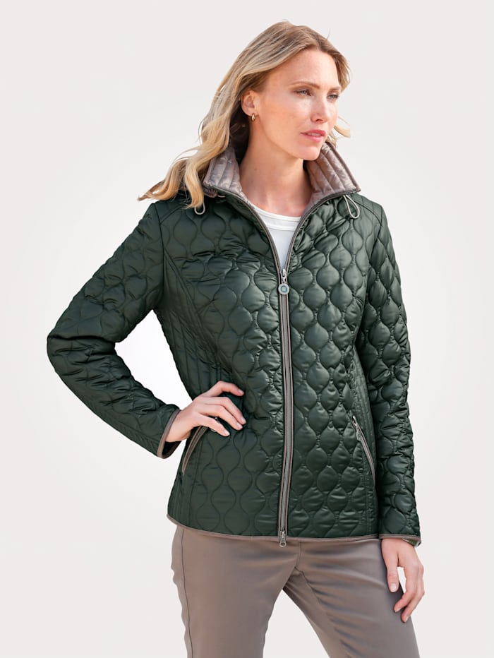 Quilted jacket Ideal for the transitional seasons