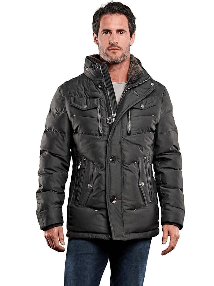 Engbers Sportive Jacke, Olivgrün