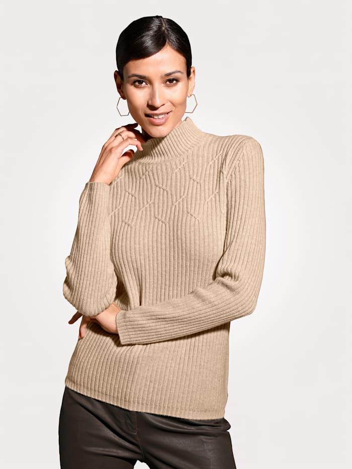 Pullover in Kaschmir-Qualität