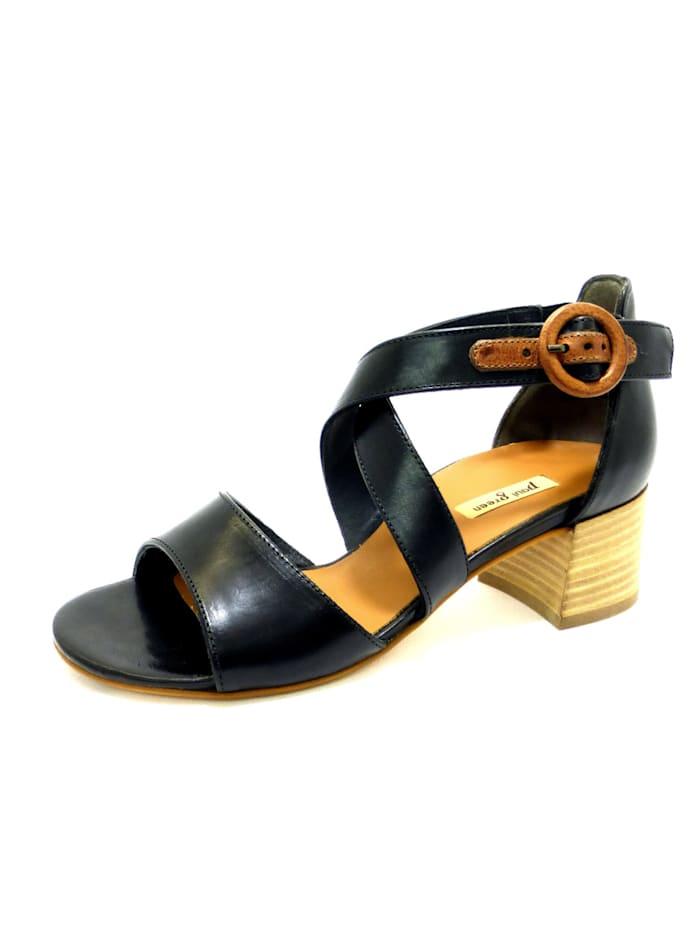 Paul Green Sandalen/Sandaletten, schwarz