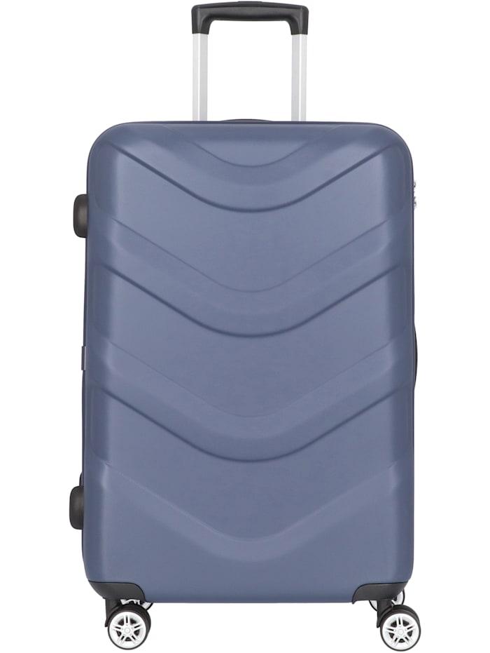 Stratic Arrow 2 4-Rollen Trolley 65 cm, blue
