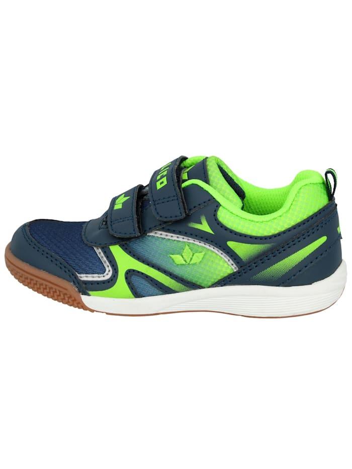 Lico Sportschuh, marine/grün