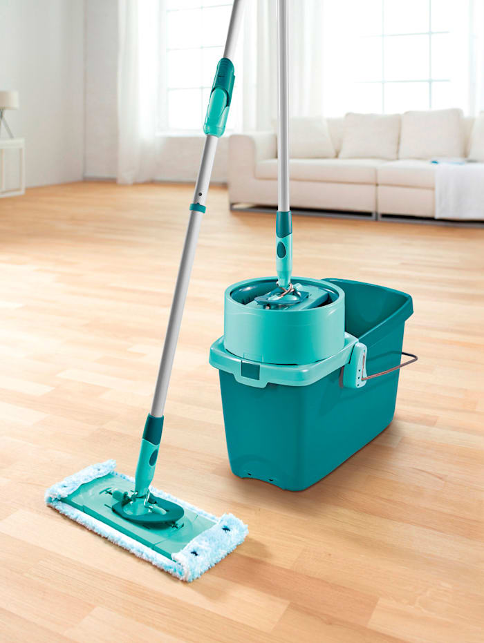 Leifheit Leifheit Set 'Clean Twist M Mobile', türkis