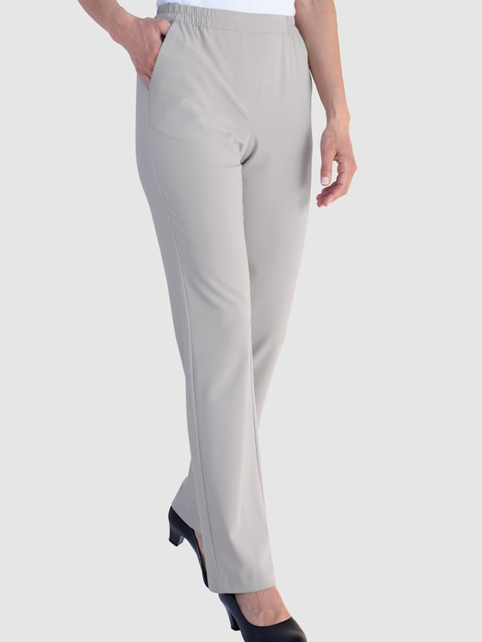 Pantalon de coupe Lotta straight