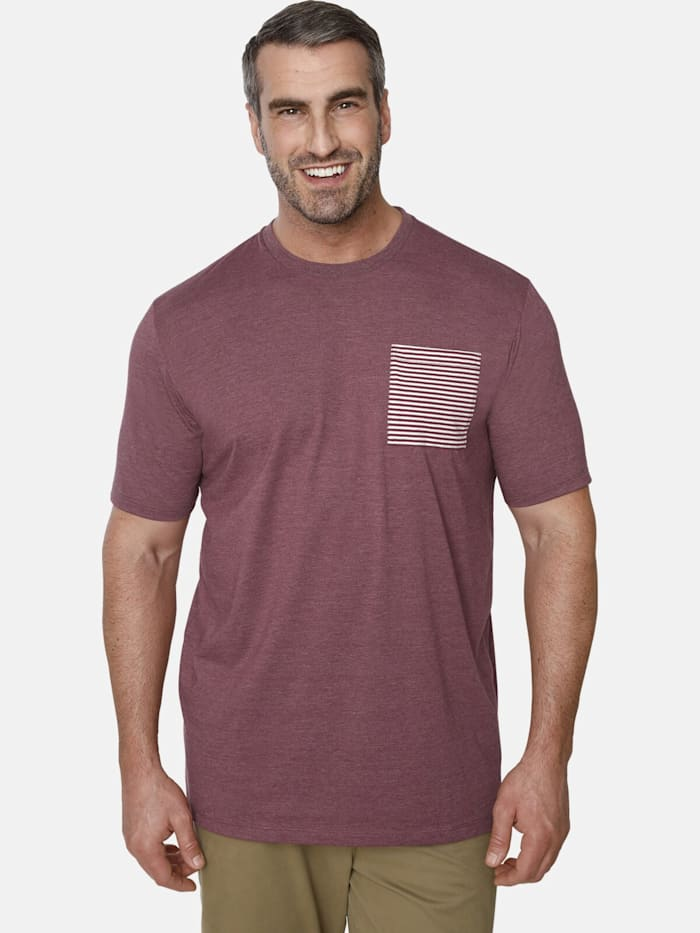 Charles Colby Charles Colby T-Shirt EARL MABON, dunkelrot
