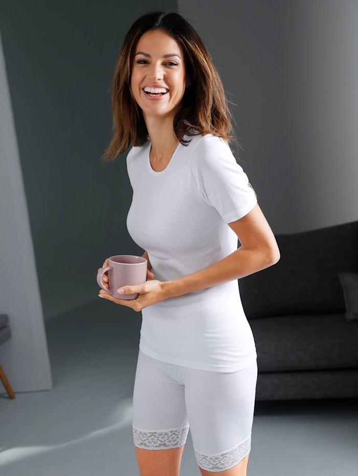 Shirts aus hochwertiger und zertifizierter Baumwolle