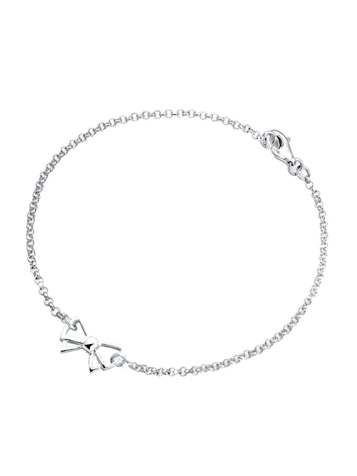 Armband Schleife 925 Sterling Silber