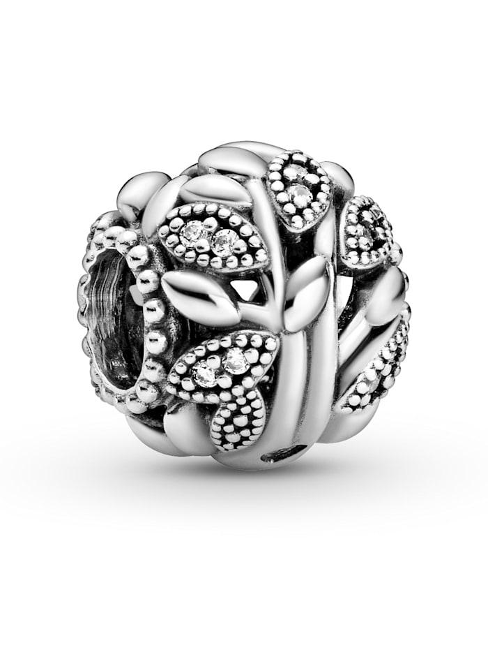 Pandora Charm - Offen gearbeiteter Stammbaum - 798879C01, Silberfarben
