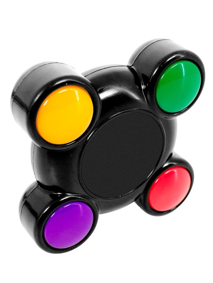 GD Import Muistipeli värivaloilla, Musta