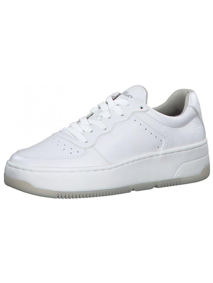 s.Oliver s.Oliver Sneaker, Weiß