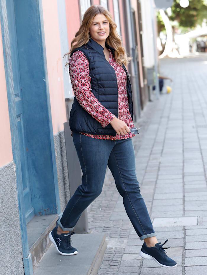 Janet & Joyce Jeans Slim Fit, Hellblau
