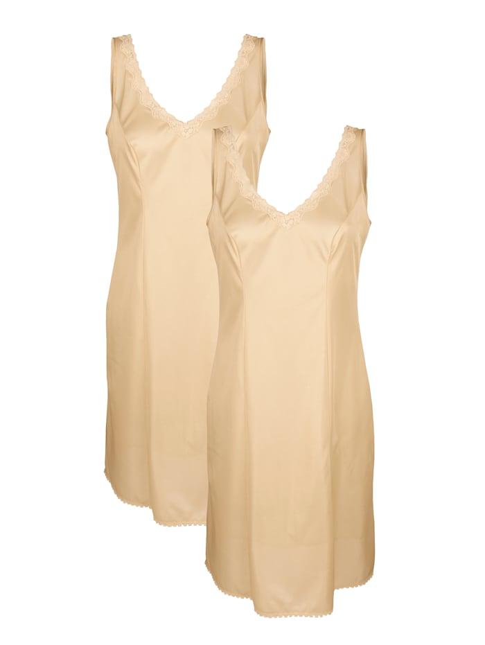 Südtrikot Unterkleider mit antistatischer Ausrüstung, Nude