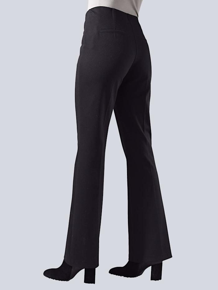 Pantalon en matière extensible toute douce