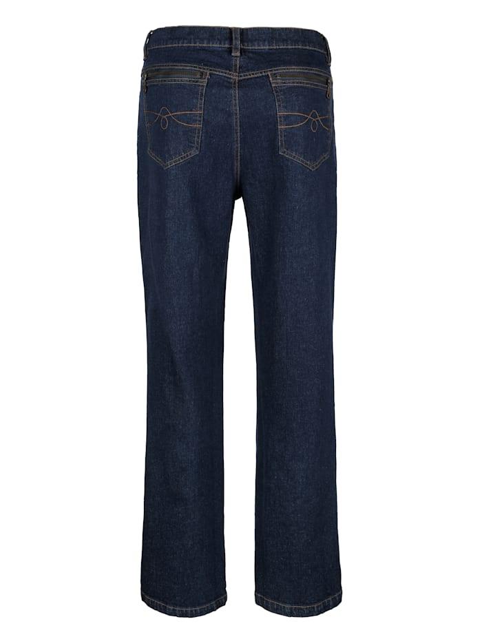 Jeans mit Elasthan