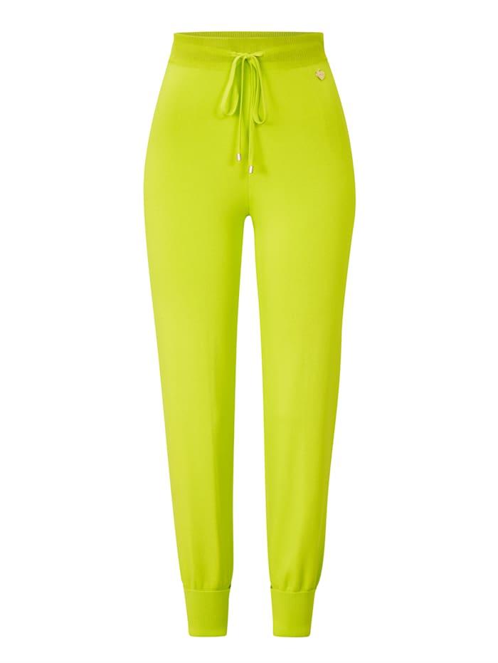 Twinset MILANO Hose, Neongrün