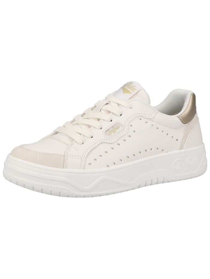 Buffalo Buffalo Sneaker, Weiß