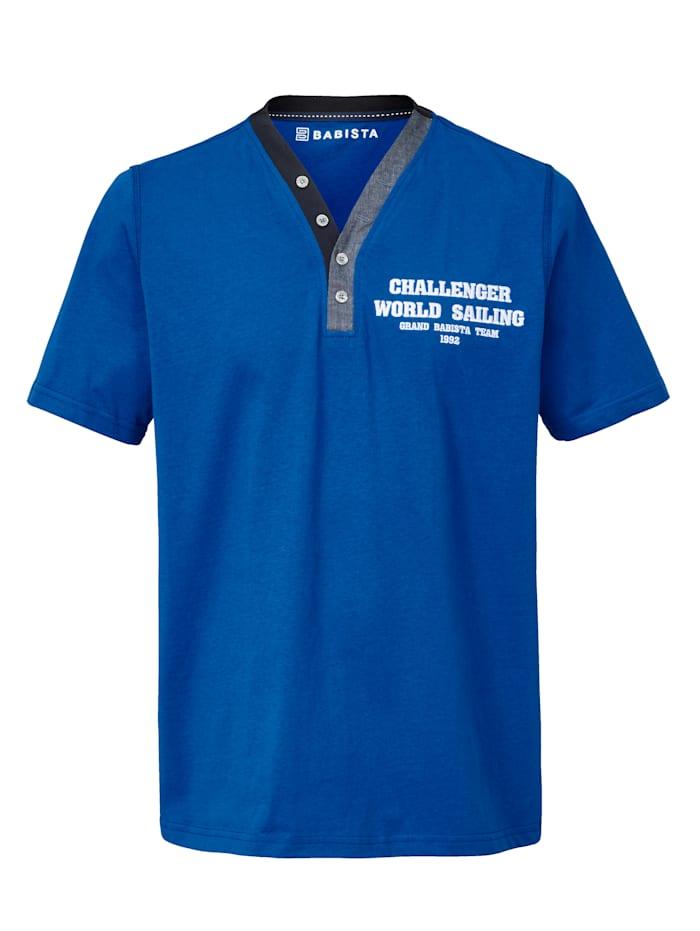 BABISTA T-shirt, Bleu
