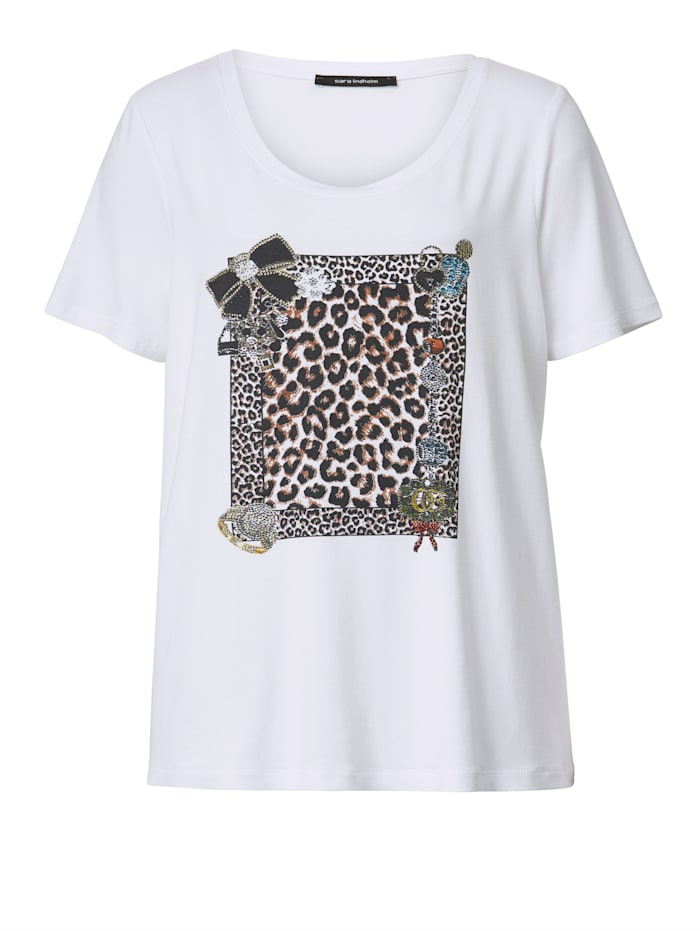 Shirt mit Animaldessin