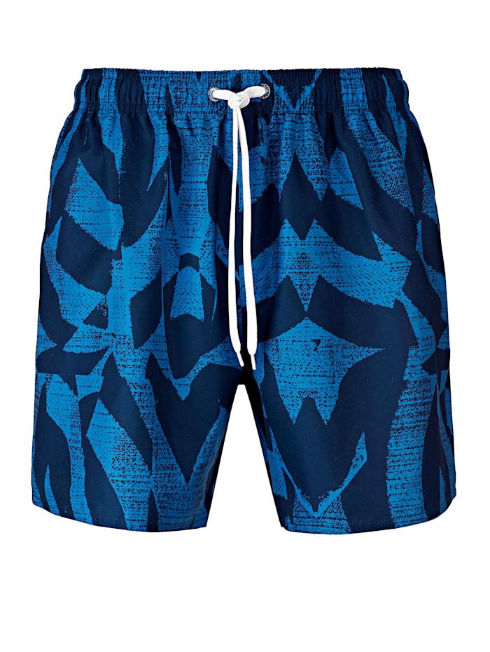 Maritim Koupací šortky v krátké délce, Modrá