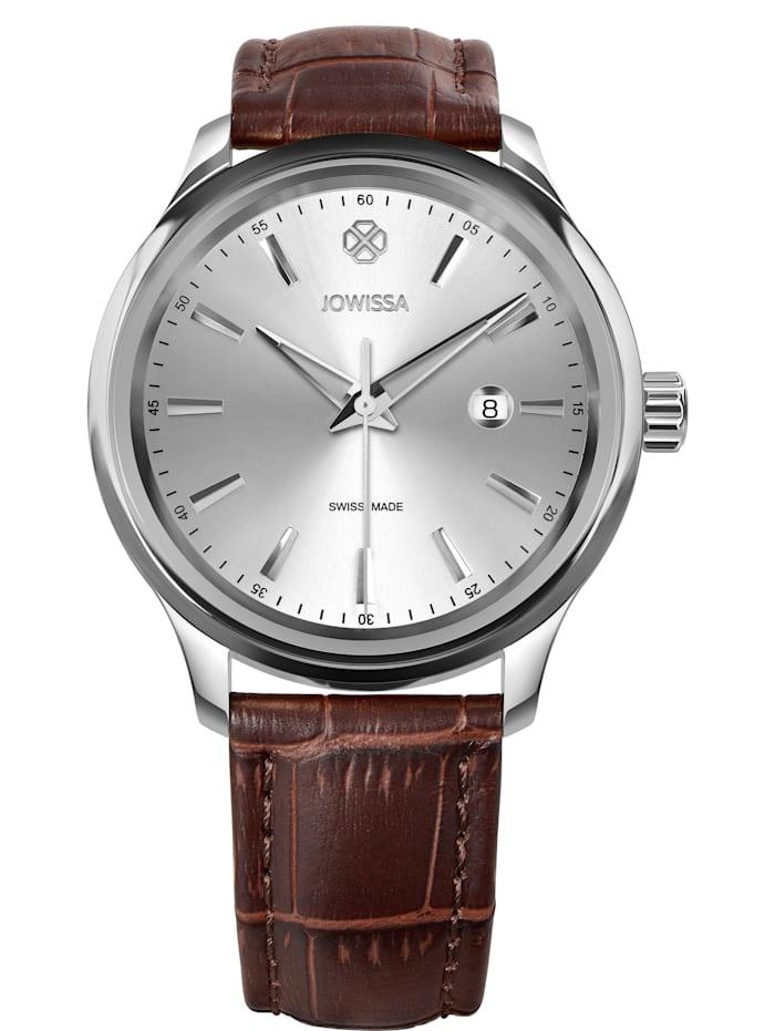 Jowissa Quarzuhr Tiro Swiss Men's Watch, silber
