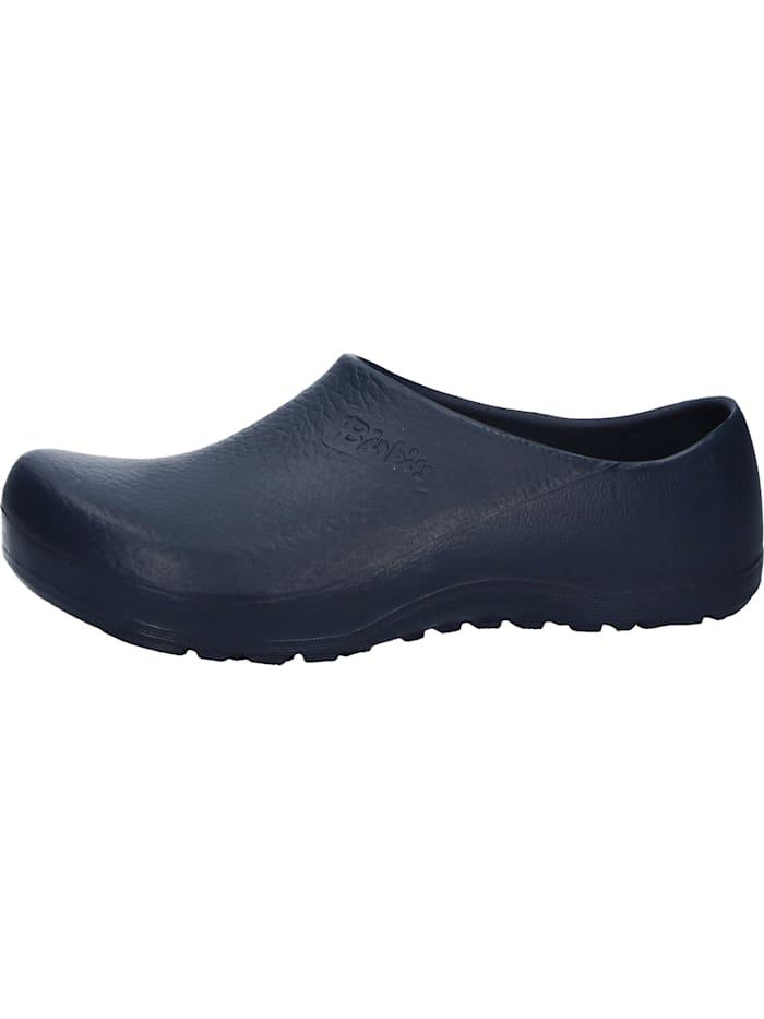 Gartenclogs Profi-Birki blau