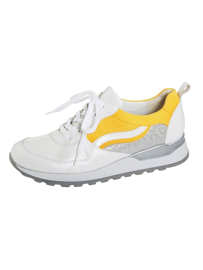 Waldläufer Sneakers, Blanc