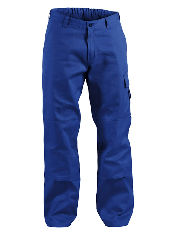 Kübler Bekleidung Bundhose Quality-Dress blau, blau